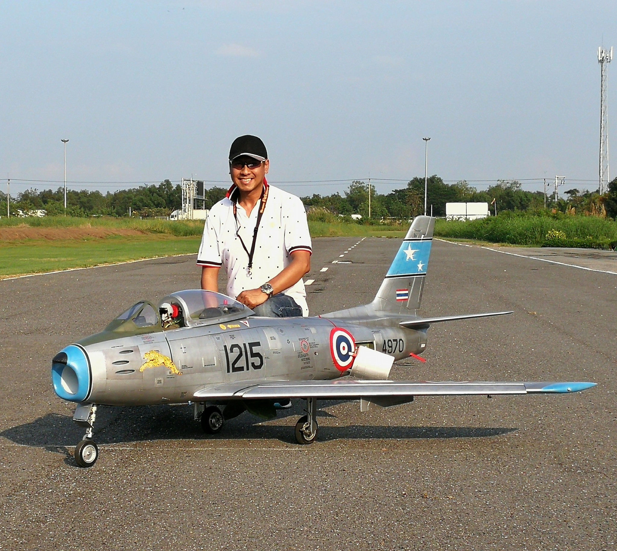 Welcome To Skymaster Rc Jet Models Web Site F18 Engine Diagram 1 5 F 86 From Thailand